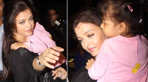 Aishwarya Rai Bachchan missed the fist Cannes appearance after her flight from London to Nice was delayed.
