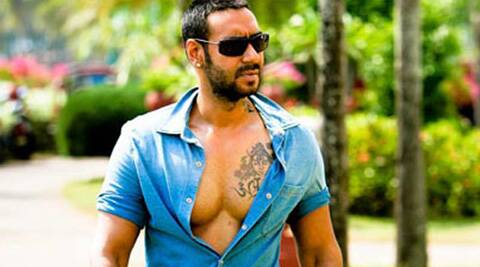 The title is derived from the 'Om Namah Shivay', which Ajay Devgn has also tattooed on his chest.