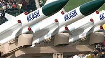 DRDO successfully test-fires Akash air defencemissiles