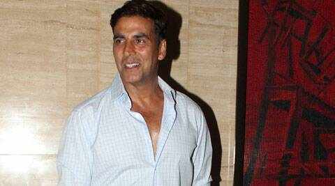 """I plan in a right way,"" says Akshay kumar."