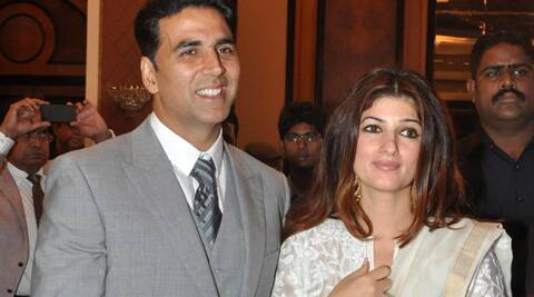 'Khiladi' Akshay Kumar is a proud hubby! While his wife Twinkle considers him the 'man of the house', he makes no bones about calling her his 'superwoman.'