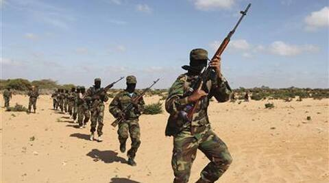 The attacks sparked clashes between troops and jihadists in which eight soldiers were also wounded, the officer said.