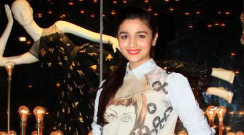 Alia Bhatt also expressed desire to do an action film.
