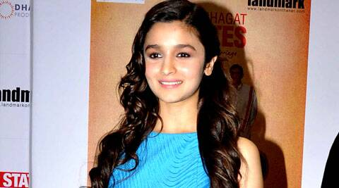 Alia Bhatt says she is not at all upset and is actually amused by it.