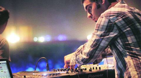 Other than running Krunk, Sohail Arora is also an artiste who plays bass music as EZ Riser and with Bay Beat Collective.