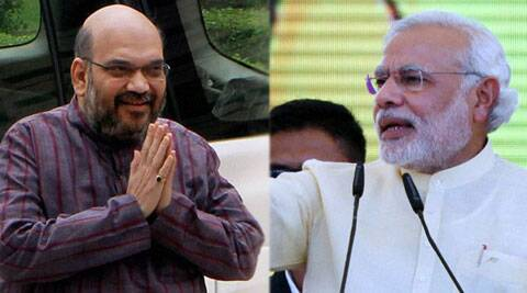 At the Ahmedabad airport, when Modi arrived from Delhi with Shah, Anandiben was there to welcome him, though she exchanged no words with Shah.