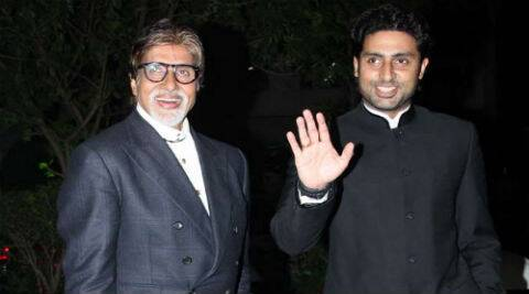 Amitabh Bachchan recently posted a childhood picture of Abhishek along with his mother Jaya Bachchan.