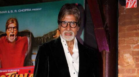 Amitabh Bachchan  is gearing up for a busy year as he has three films on his plate.