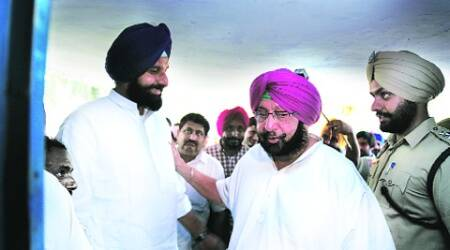 Captain Amarinder Singh warns Chandigarh officials against discrimination of Cong workers