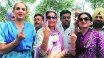 Capt sticks to Amritsar, doesn't vote forwife