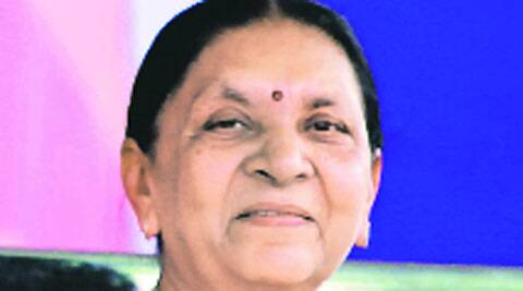 Anandiben, seen as frontruuner for CM's chair
