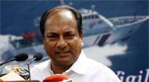 Raising FDI in defence 'will harm national security': A K Antony