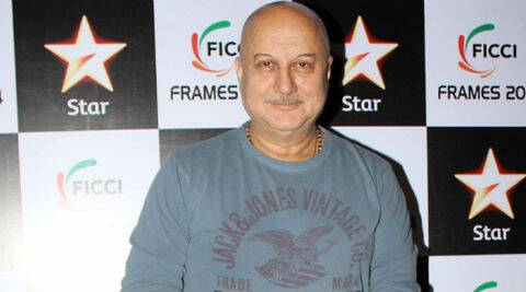 Anupam Kher also promises his viewers that this show will reveal stars in a completely different light.