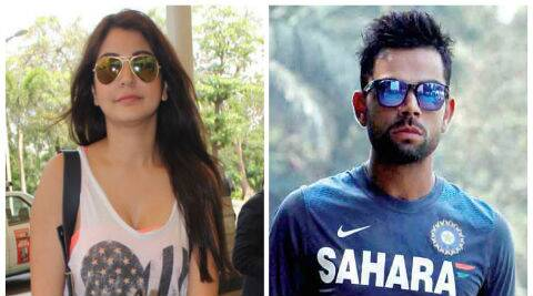 In a departure from the past, Virat Kohli has been allowed to have girlfriend Anushka Sharma around.