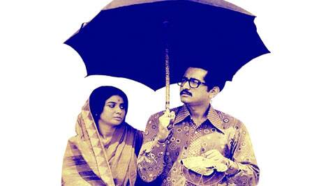 Parambroto Chatterjee and Parno Mitra  in Apur Panchali