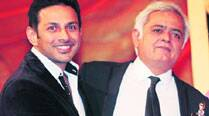 Apurva Asrani and Hansal Mehta