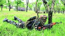 Security forces bust NSCN(IM) 'detention centre' in Dimapur