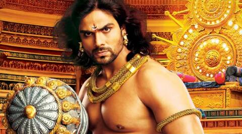 Arpit Ranka says he had to lose his six pack abs in order to play the character of Duryodhan.