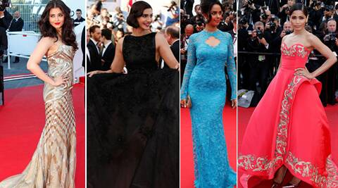 Aishwarya, Sonam, Frieda or Mallika - Who is your favourite at Cannes 2014. Vote now!