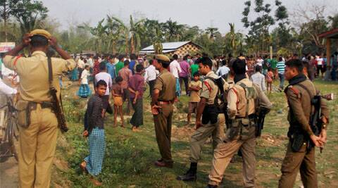 Curfew has been clamped in all of Kokrajhar, Baksa and Chirang, three of the four districts of the Bodoland area.