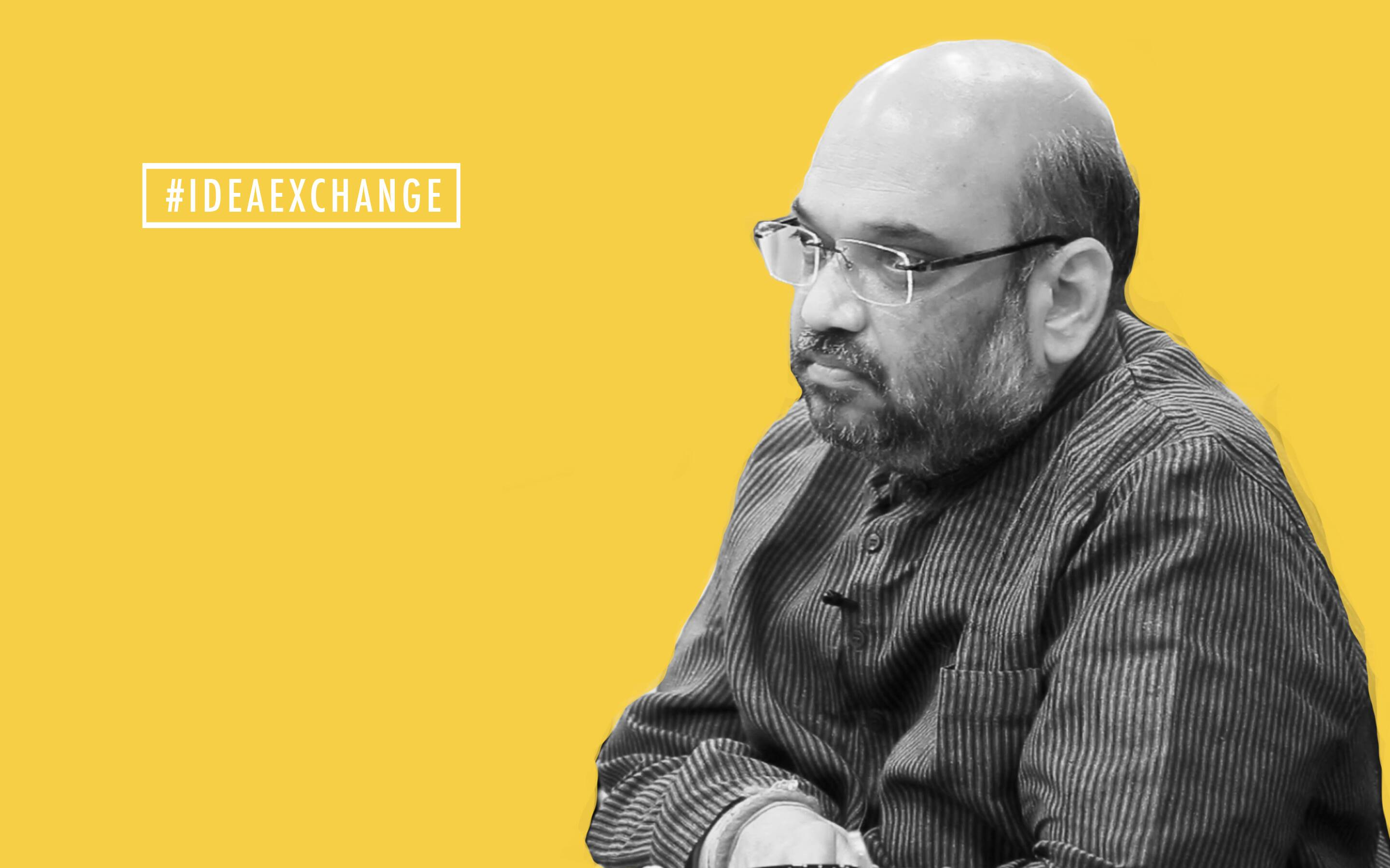 Zero tolerance against anti-nationals and terrorism: Amit Shah at Idea Exchange