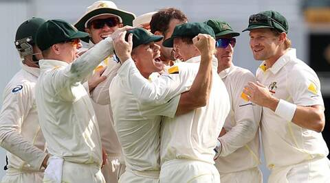 Thursday's annual update of the rankings, which removed the results of the 2010-11 season from calculations, restored Australia to the summit of Test cricket for the first time in nearly five years. (AP)