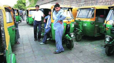 Delhi govt has made GPS meters mandatory for all autos.