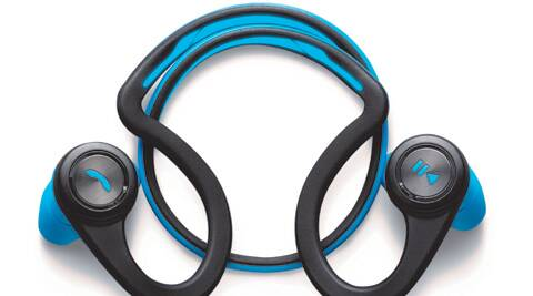 Plantronics Announces New Wearables Voyager Edge Bluetooth Headset And Backbeat Fit Headphones Technology News The Indian Express