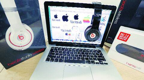 Beats claims a customised system that uses software relies and 'handpicked' playlists.