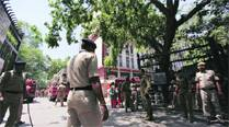 Fire guts files in I&B Ministry office in Shastri Bhavan, police beginprobe
