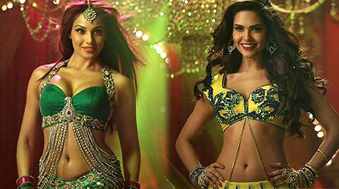 """""""For starters, Bipasha is a very happy and positive person and so am I,"""" says Esha Gupta."""