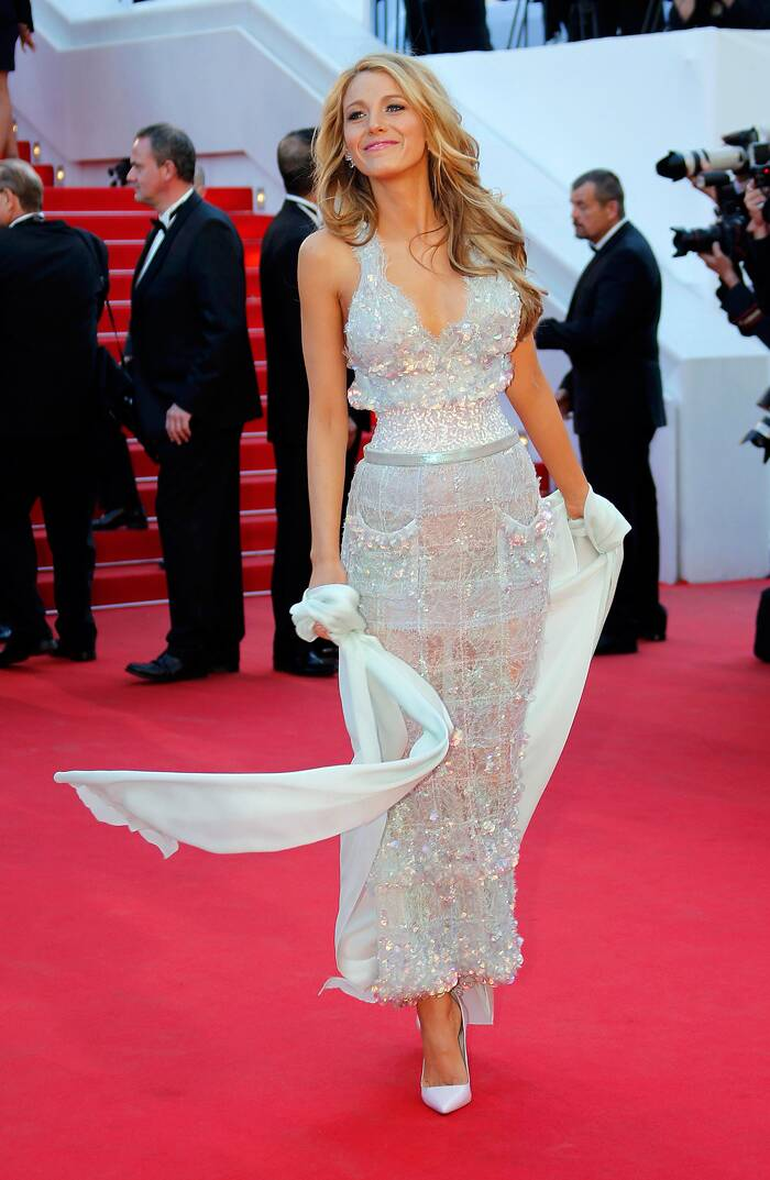 Cannes 2014 Day 2: Blake Lively, Julianne Moore – Best Dressed