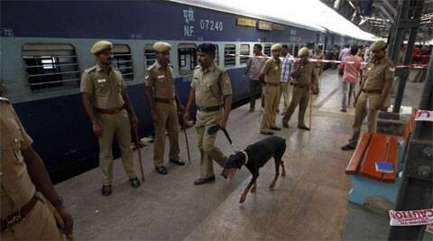 One of the key theories of investigation into the Chennai train blast is based on the kind of explosive device used.