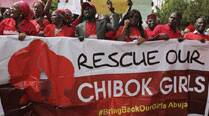 Missing Nigerian schoolgirls start second month in captivity