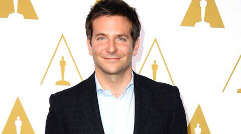 Bradley Cooper has gained around 40 pounds to portray a Navy man.