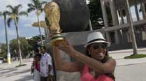 Brazil expects 3.7 million tourists during WorldCup