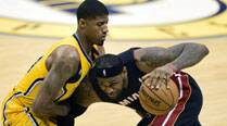 James, Wade script Heat's fourth quarter turnaround against Pacers