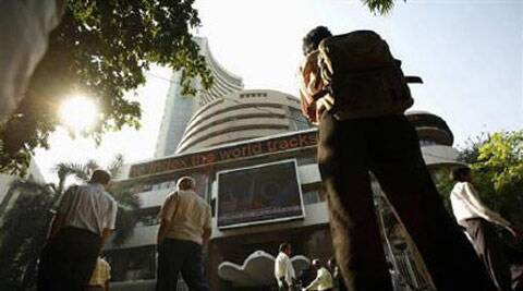 Sensex surges 102.57 pts to end at 25,516.35.