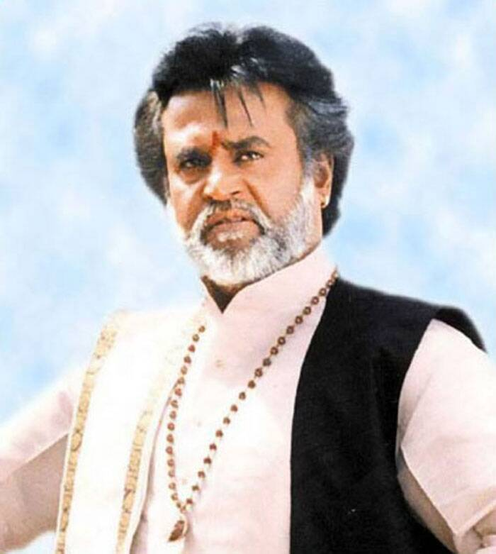 <b>Bulandi</b>: This film is a remake of the tamil movie Nattamai. Rajinikanth plays the father of the protagonist Anil Kapoor, with Rekha and Raveena Tandon in supporting roles. The story revolves around the environment of a village under the Panchayati Raj rule. (Source: Express archive photo)