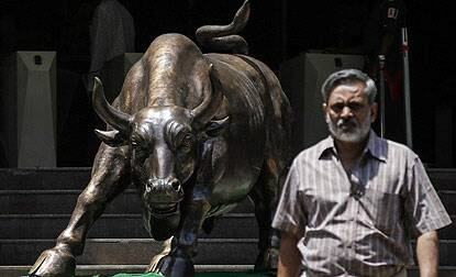 Indian shares are set to open higher on Monday after surging to record highs on Friday as the Bharatiya Janata Party led by Narendra Modi thundered to victory in India's federal election. (Photo: AP)