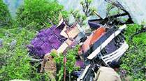 17 killed, 34 injured in bus  accident near Ramban