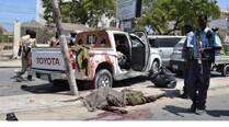 Militants attack parliament building in Somalia