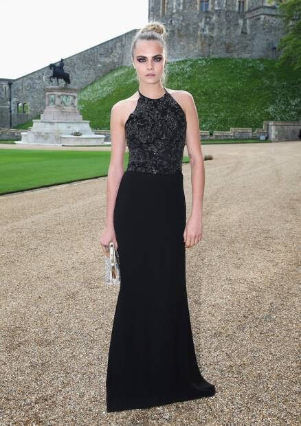 Prince William invites Kate Moss, Emma Watson to Windsor Castle