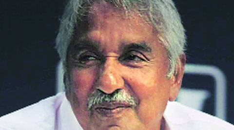 Kerala Chief Minister Oommen Chandy.