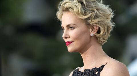 charlize theron fan site