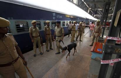 Twin blasts at Chennai Central Station kill one, injure 14