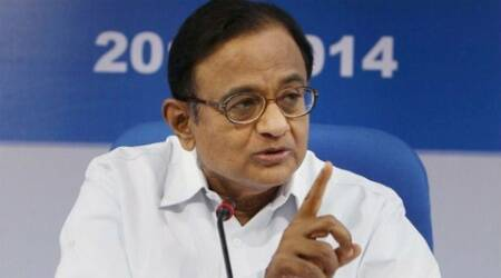 Observing that the first quarter is the period between April and June 2014, Chidambaram said it was the UPA govt that was in charge until May 26, 2014.