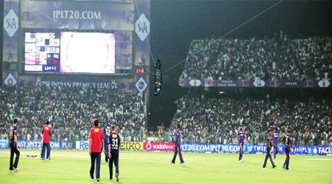 The Wankhede Stadium has previously hosted the 2011 World Cup final and Sachin Tendulkar's retirement Test.