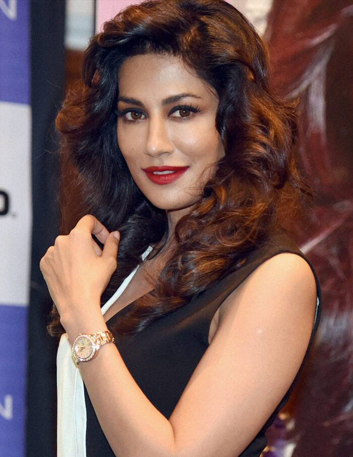 Chitrangada Singh,  who has been missing from the big screen for sometime now, shows off her swanky watch. (PTI)