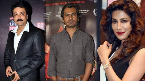 Prosenjit returns to Bollywood in a political thriller alongside Nawazuddin Siddiqui and Chitrangada Singh.